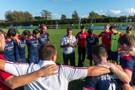 Coach Hartmut Kaufmann wird auch in Villingen eine geschlossene Mannschaftsleistung einfordern.