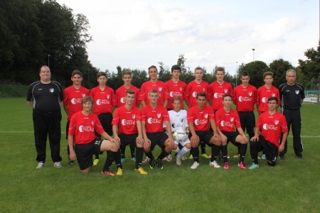 B Junioren2013.14-2