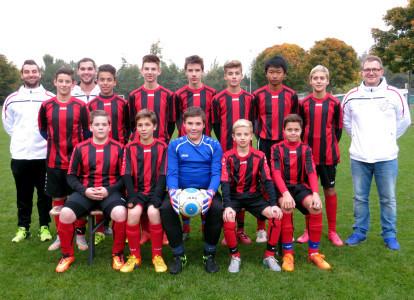 C-Junioren 2015-16